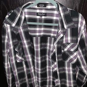 Mens eighty eight platinum shirt xxl